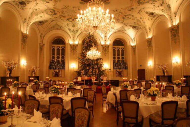 Mozart Dinner