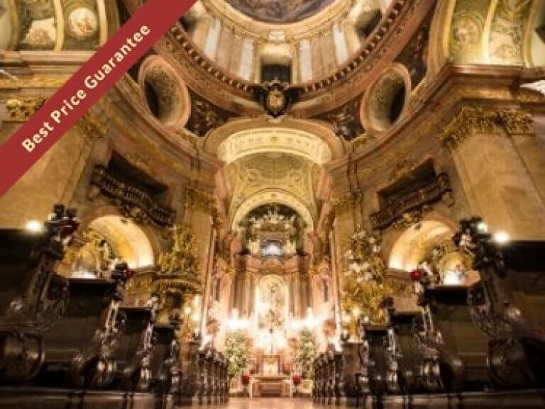 Classic Ensemble Vienna | St. Peters Church