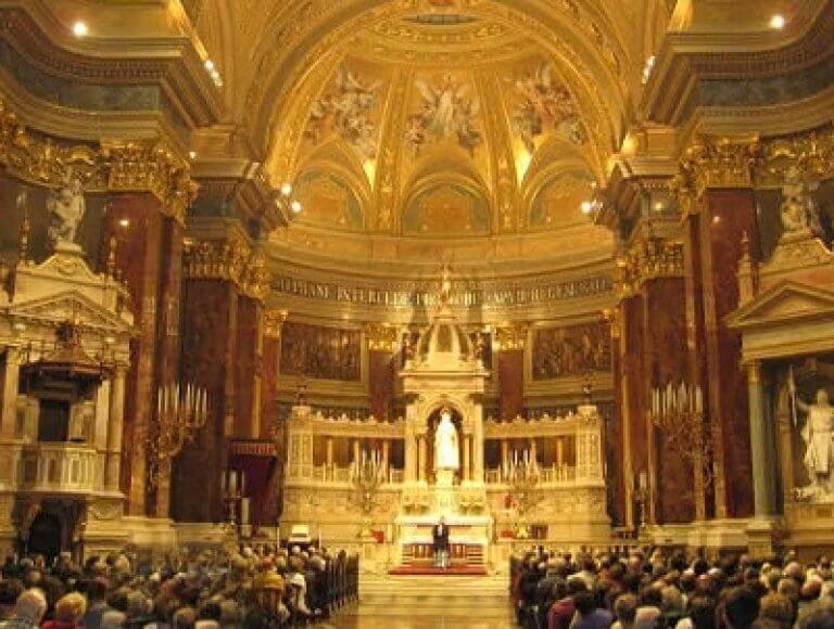 Konzerte in St. Stephan Basilika