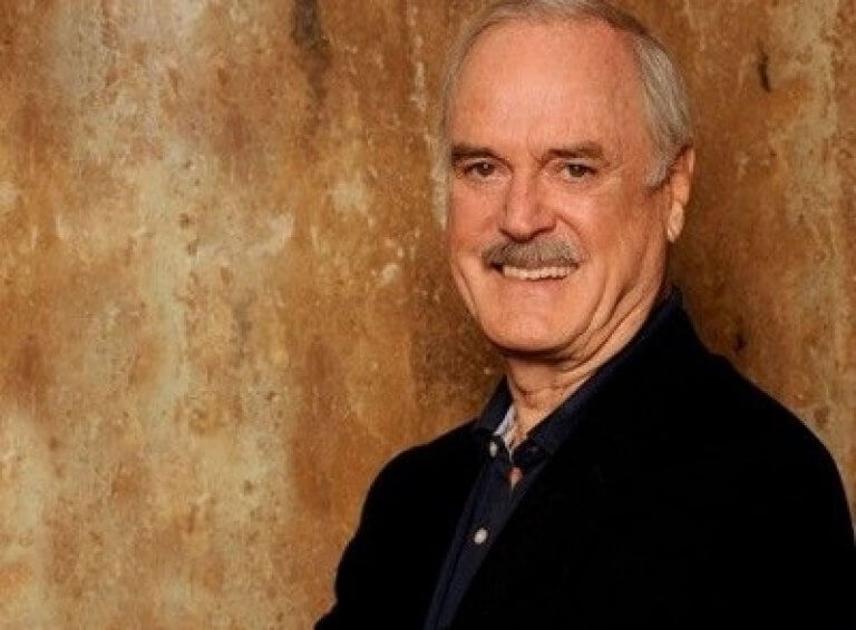 "John Cleese ""Last Time To See Me Before I Die"" - © Acomic Soul (Auschnitt)"