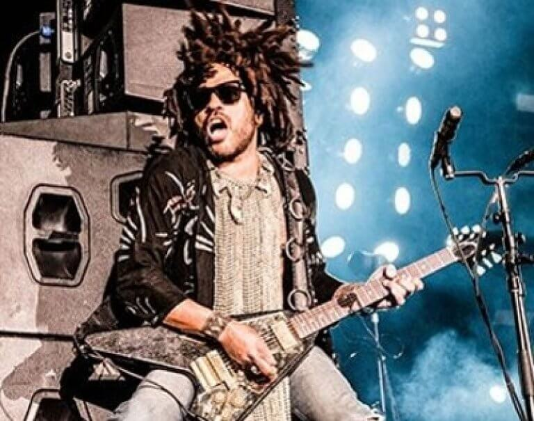 Lenny Kravitz - Raise Vibration Tour 2018 - © Mathieu Bitton (Ausschnitt)