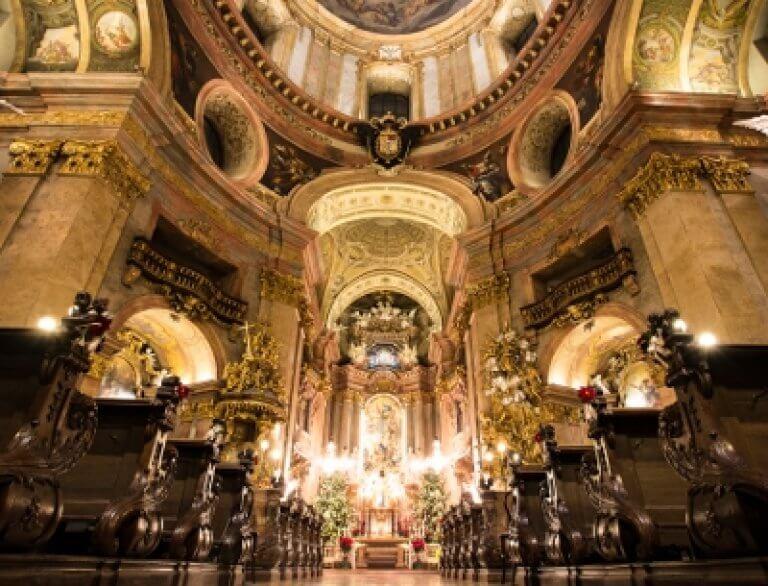 Classic Ensemble Vienna | Peterskirche